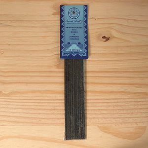 Frankincense with Roses and Jasmine Incense (10 Sticks)
