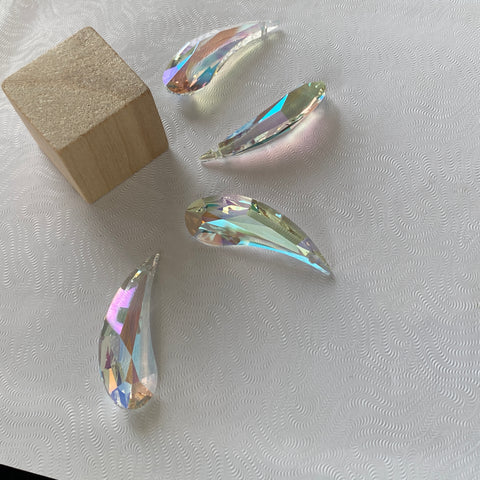 Swarovski Fairy Wing Prism 38mm Cut