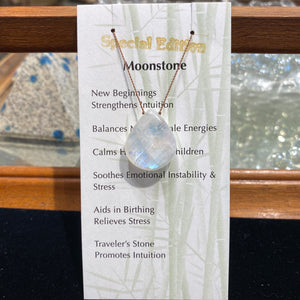 Moonstone, Blue Flash Special Edition