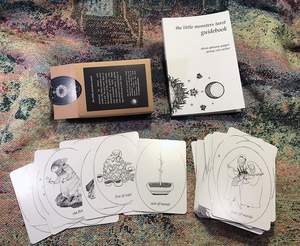 The Little Monster Tarot w/ Guidebook