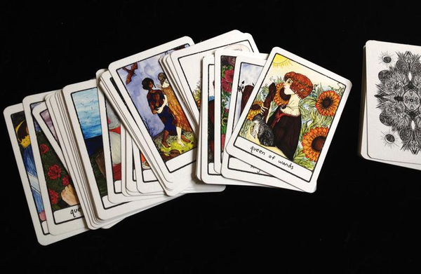 The Efflorescent Tarot