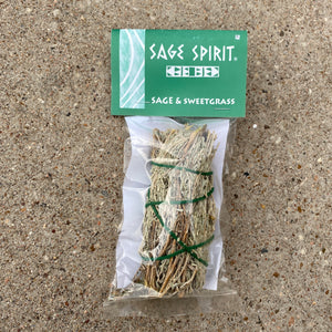 New Mexico Sage & Sweetgrass