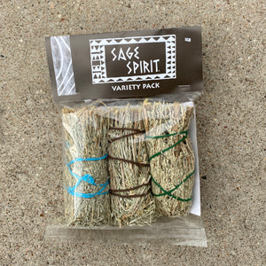 New Mexico Sage Variety Pack