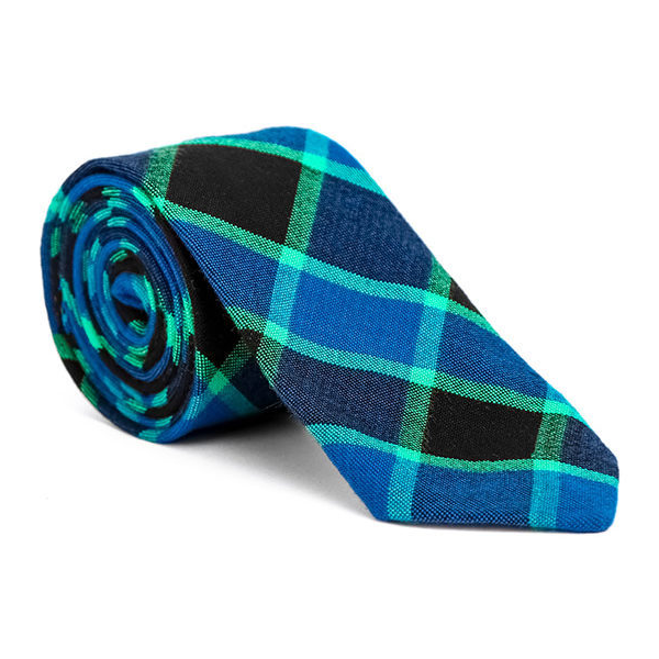 "Tie and Pocket Square ""Tzikin"""
