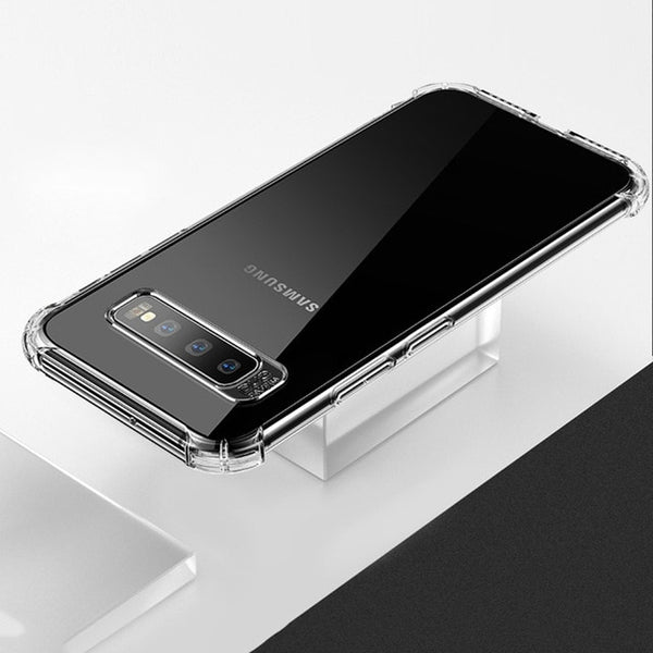 Transparent silicone case for samsung