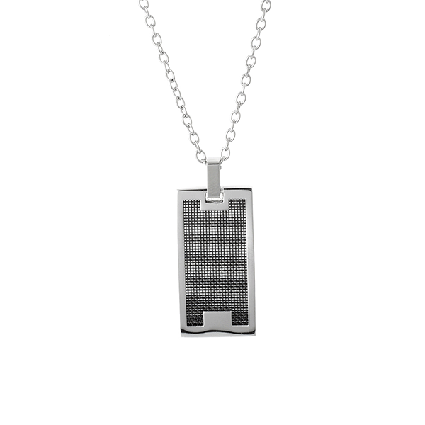 Cudworth Stainless Steel Pendant