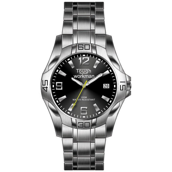 Tough Workman Stainless Steel Workwatch