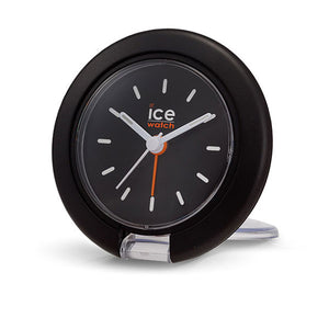 Travel Clock Black