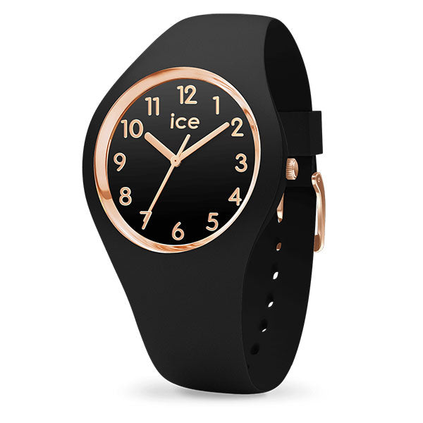Ice Glam Numbers Black Rose Gold (M)