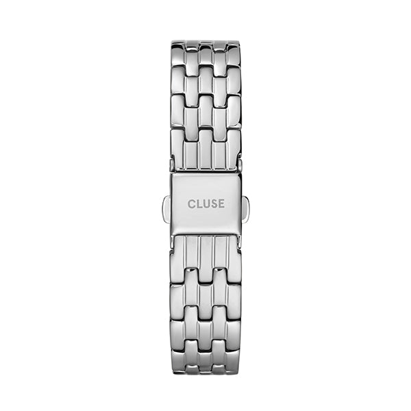 CLUSE 16mm Strap Silver Link