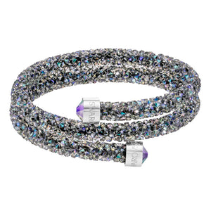 SWAROVSKI CRYSTALDUST CRYSTAL BANGLE, SMALL