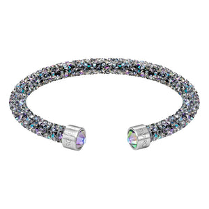 SWAROVSKI CRYSTALDUST PARADISE SHINE CUFF, MEDIUM