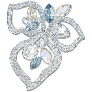 Swarovski Aromatic Brooch
