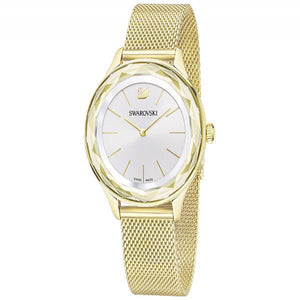 Swarovski Gold Octea Nova Watch