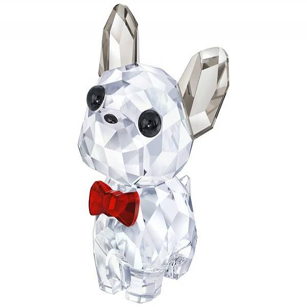 Swarovski Puppy Bruno, French Bulldog