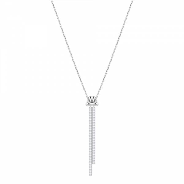 Swarovski Rhodium Lifelong Necklace