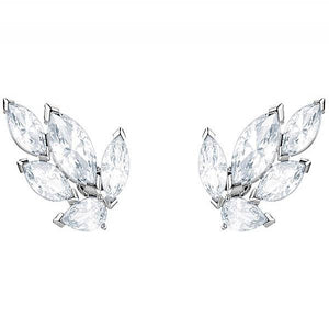 Swarovski Rhodium Louison Earrings