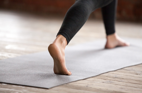 Feet Pilates: esercizi per stretching piede - espertodelpiede.it