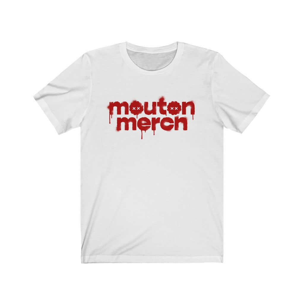 Mouton Red - Unisex Short Sleeve T-Shirt - MrMouton Store