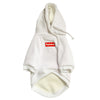 Supreme Original Dog Hoodies