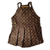 LV Pawtton Dog Dress