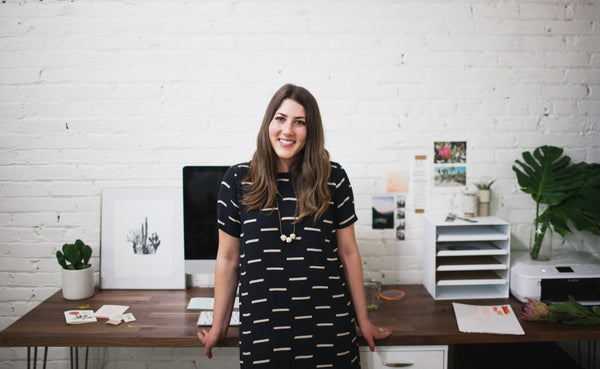 Woman to Watch: Katie Hart, Designer of Odd Daughter Paper Co.