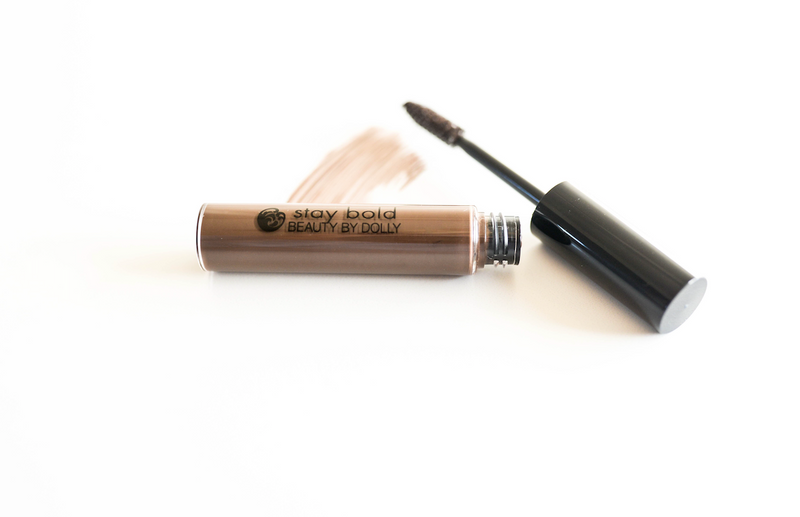 Stay Bold: Tinted Brow Gel - Beauty by Dolly