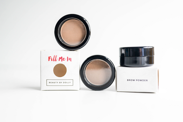 Fill Me In: Brow Powder - Beauty by Dolly