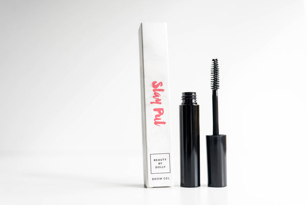 Stay Put: Clear Brow Gel - Beauty by Dolly
