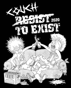 Resist to Exist #2