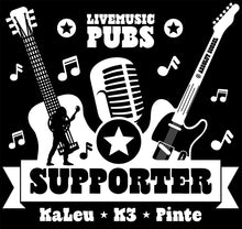 Laden Sie das Bild in den Galerie-Viewer, LiveMusic Pubs