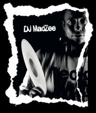 Load the image into the gallery viewer, DJ Mad Zee