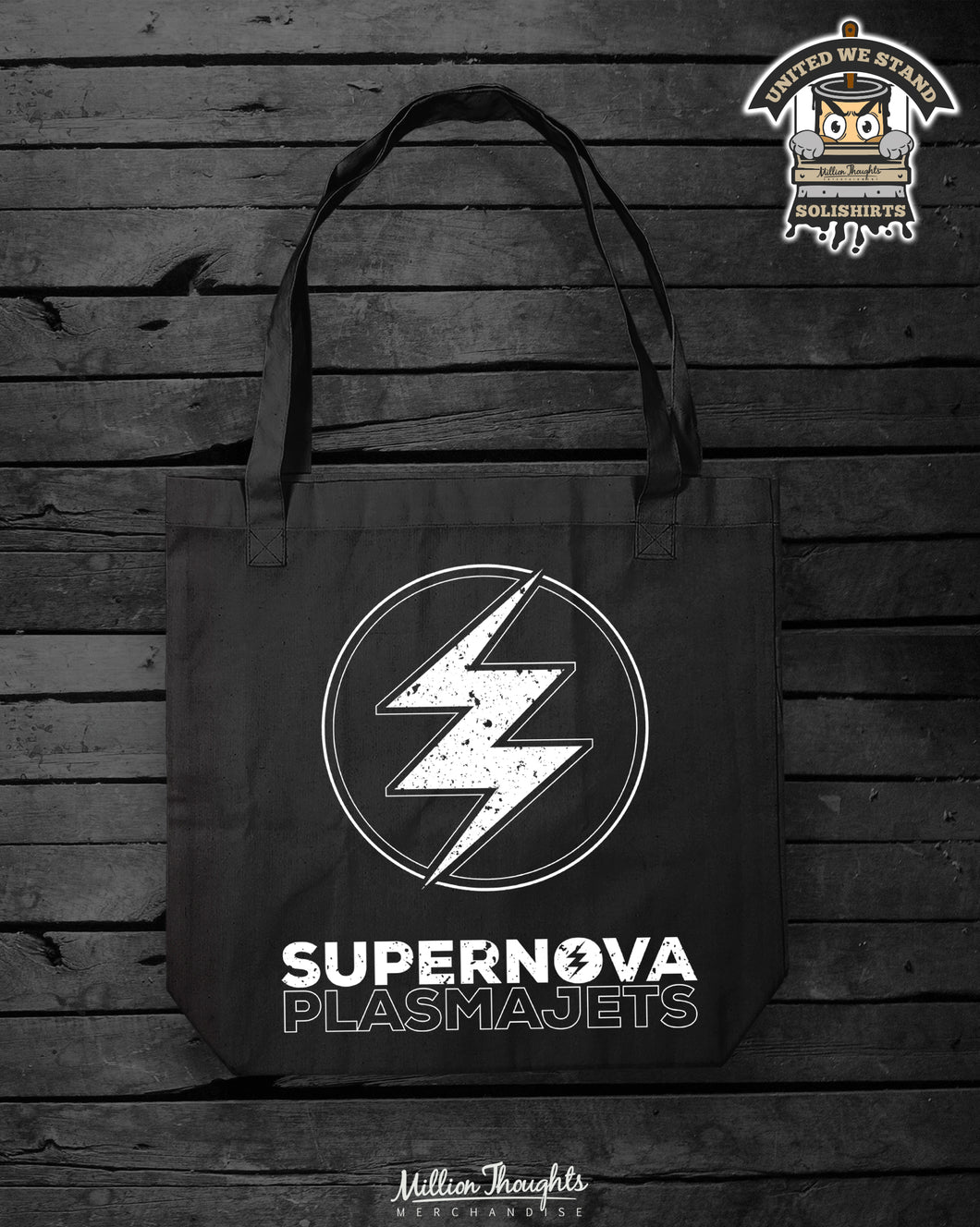 Supernova Plasmajets - BAG