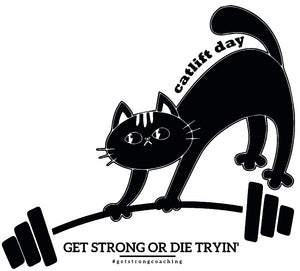 Get Strong & Healthy/Catlift