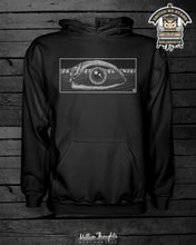 Load the image into the gallery viewer, GVTS ART - Hoody Black