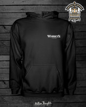 Load the image into the gallery viewer, Whisky's Logo Hoody