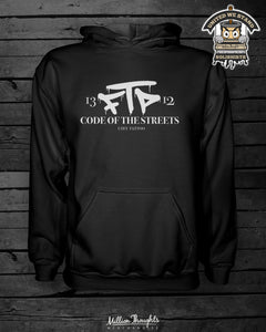 Uzey Tattoo FTP Hoody