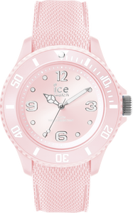 ICE WATCH Sixty Nine Collection Pastel Pink Case 34mm (S) Pastel Pink Dial Pastel Pink Strap