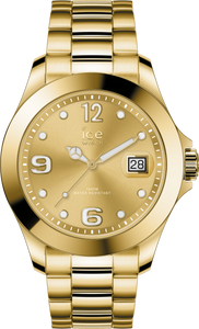 ICE WATCH Steel Classic Gold Medium 3H