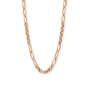 9Ct Rose Gold Silver Filled Chain