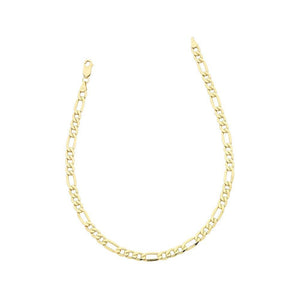 9Ct Gold Silver Filled 50Cm Chain