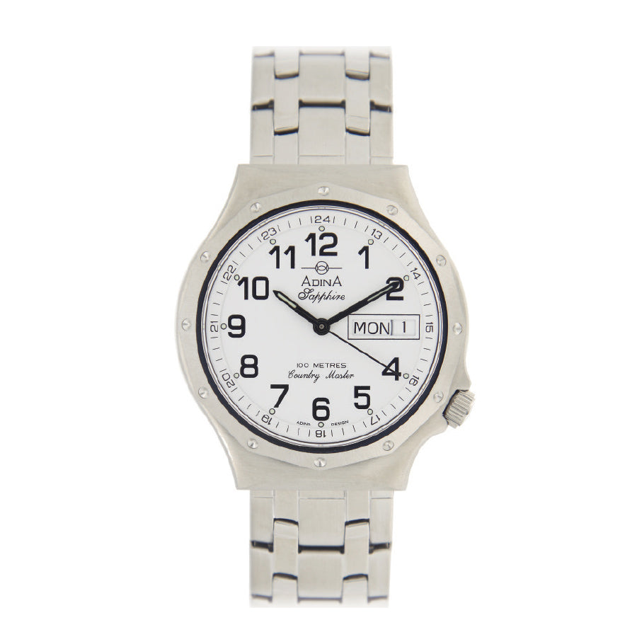 ADINA COUNTRYMASTER WORK WATCH CM65S1FB-SAP
