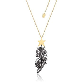 Disney Dumbo Magic Feather Necklace