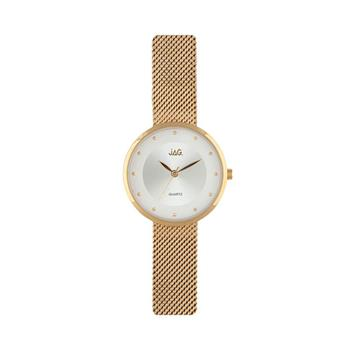 Jag Ellie Yellow Gold Watch