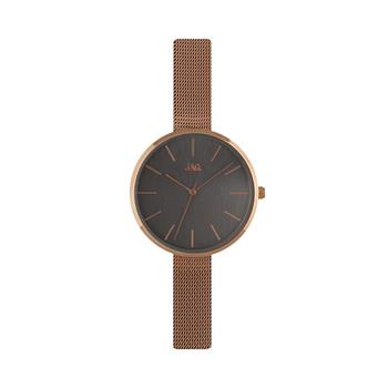 Jag Julia Grey Dial, Rose Gold Watch