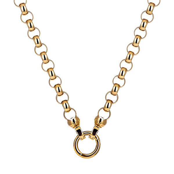 Kagi Gold Steel Me (49cm Necklace)