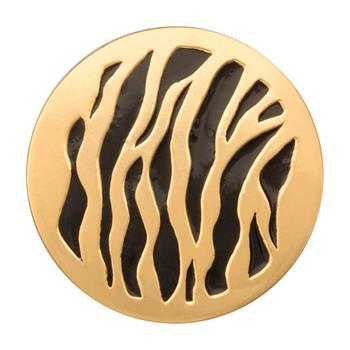 Nikki Lissoni Spot The Black Tiger Gold-Plated Coin