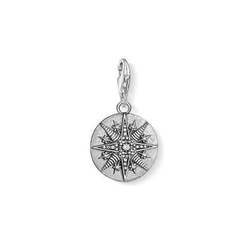 Thomas Sabo Charm Club Clear Cubic Zirconia Sparkling Star Dream