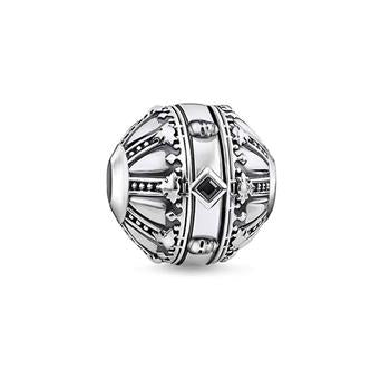 Thomas Sabo Crown Structure Karma Bead