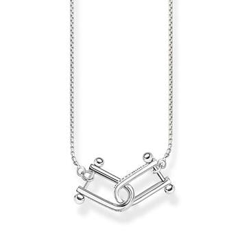 Thomas Sabo Iconic Interlock Necklace 40/42/45cm